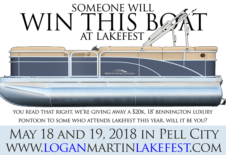 WIN THIS BOAT