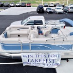 Lakefest Bennington Pontoon Grand Prize